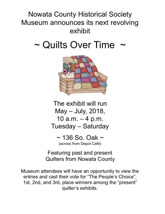 Quilt Show Flyer 3